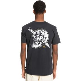 Quiksilver Summer Skull SS Tee Men black